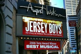 What anno did Jersey Boys open on Broadway