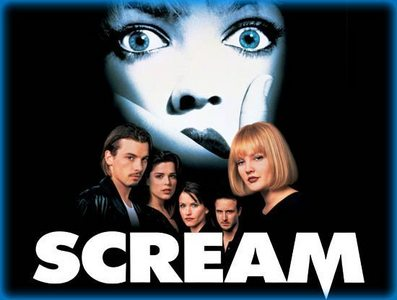 She was originally offered the role of which character in the original Scream movie?