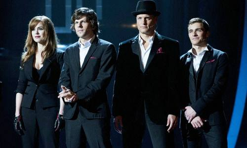 In 'Now You See Me' what Las Vegas hotel do the 4 Horseman do their act from?