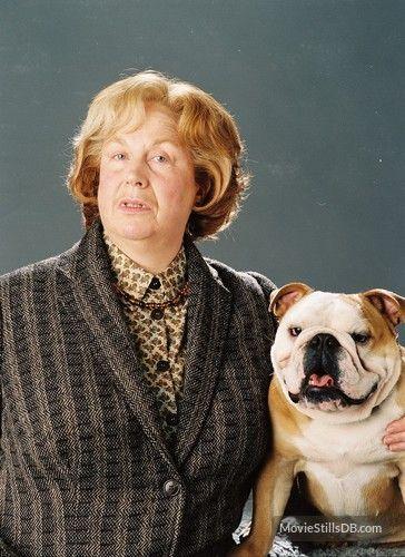 What was Marge's dog's name in 'Harry Potter/Prisoner of Azkaban' ?