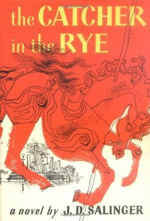 What Jahr was the classic novel, Catcher In The Rye, published