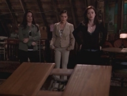 Who did Piper say handpicked the Jenkins sisters to take out The charmed Ones?