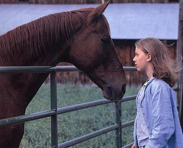 What was the name of Grace Mclean's horse in 'The Horse Whisperer' ?