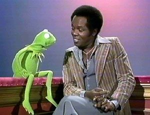 Lou Rawls 1977 guest appearance on The Muppet ipakita
