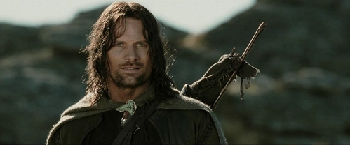 How old did Aragorn say he is in Lord of the Rings The Two Towers?