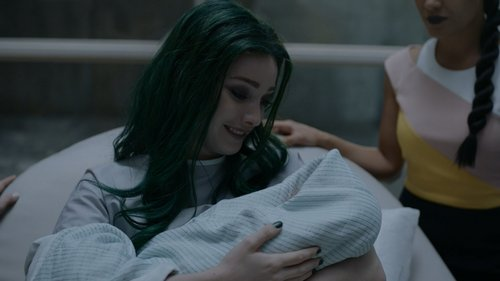 What is the name of Lorna and Marcos' baby?
