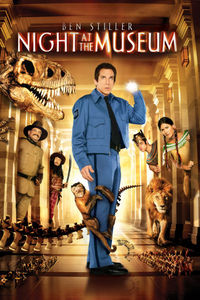 What is the monkey's name in 'Night at the Museum'?