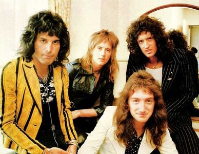 queen was the subject of the 2018 film biopic, Bohemian Rhapsody