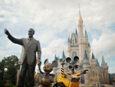 ★True ou False: Wall-E was named after Walt Disney.★