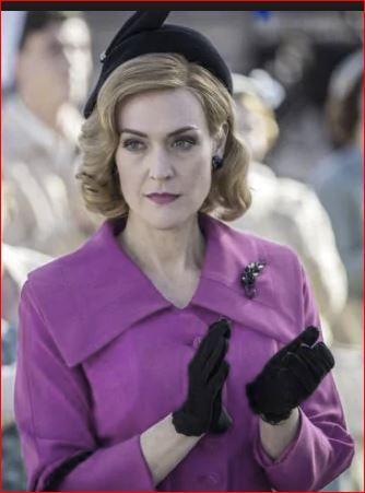 How is Regina Standish related to George?