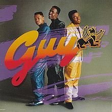 What taon was Guy's Self-Titled Debut album released