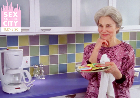 In which episode did Magda (Miranda's housekeeper) appear for the first time?