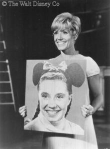 Who is this former Mouseketeer