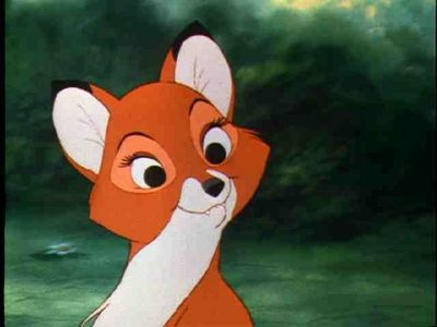 Who was the voice of Vixie in the 1981 Disney cartoon, The cáo, fox And The Hound