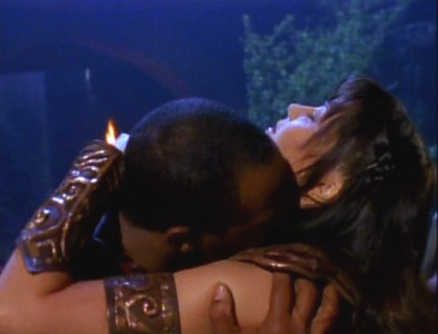 In which episode did Marcus and Xena have sex with each other?