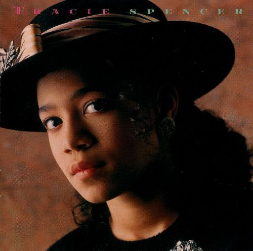 What год was Tracie Spencer's debut album released