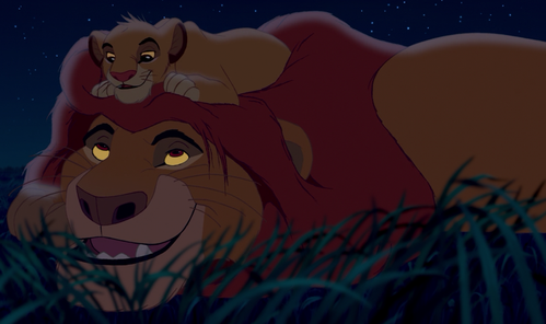 """★ Walt Disney Quotes - The Lion King: Which character states, """"It is time""""? ★"""