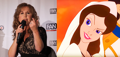 ★ The Little Mermaid: What did Jodi Benson think about voicing the role of Vanessa? ★