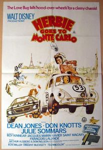 What year was the Disney Film, Bernie Goes To Monte Carlo, released
