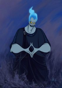 Who was the voice of Hades