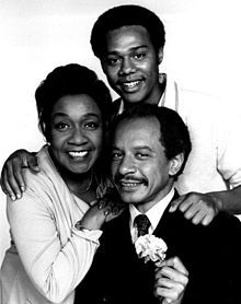 The Jeffersons was a spin-off to All In The Family