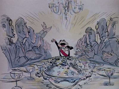 ★ Mr. Toad shares his *first* initial with which princess? ★