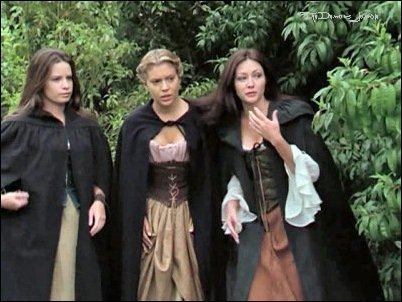 What did Piper say after Phoebe brought up vanquishing Natalie if they weren't able to vanquish the warlock?