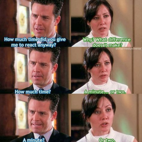 Which episode of Charmed is this picture of Andy and Prue from?