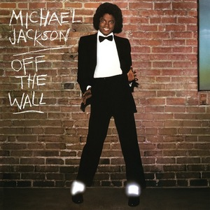 What anno was the classic recording, Off The Wall, released