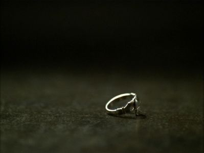 Which of her enamorados gave Buffy her claddaugh ring?