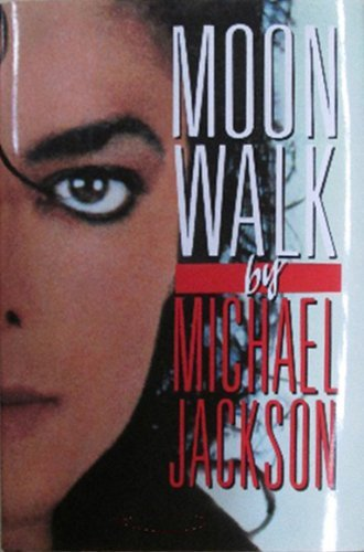 What jaar was Michael Jackson's autobiography, Moonwalk, published
