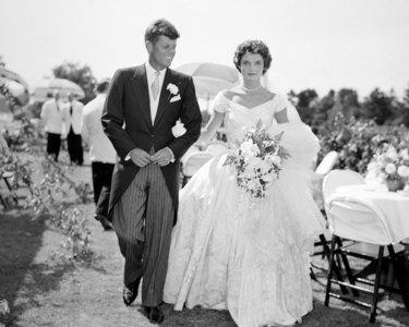 What an did Senator John Kennedy marry Jacqueline Bouvier