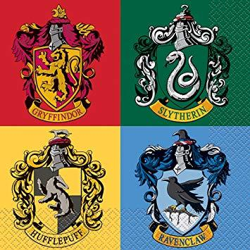Which Hogwarts house am I in?