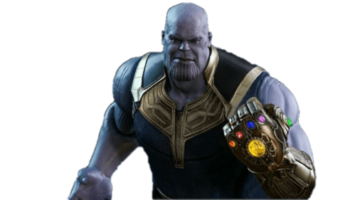 After balancing the world Thanos