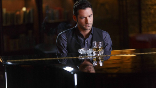 Lucifer Has Taught History's Greatest Pianists, Which Includes Elton John.