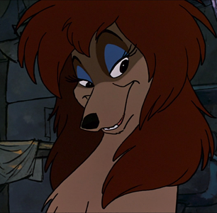 Who is this Disney canine character