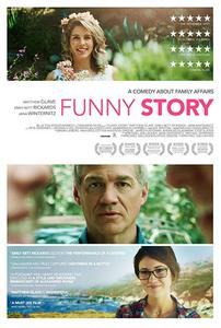 What is the name of Emily's character in the movie Funny Story?