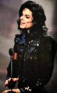 Jackson Family Honors Awards ceremony in 1994