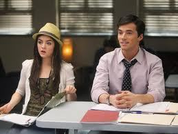 What was Aria's response to Spencer's statement?