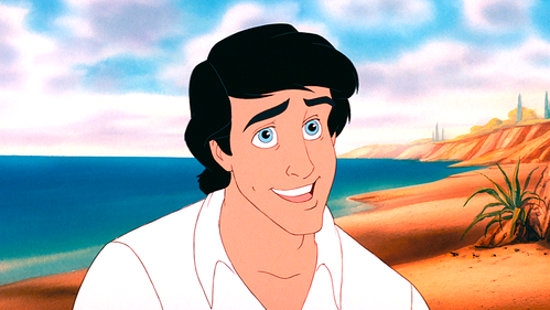 ★ The Little Mermaid: The camera faced Prince Eric's lâu đài 3 times. 2 of those times he played his flute. Which of the 3 times did he NOT play the flute? ★