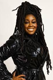 Caron Wheeler was a member of the British R And B vocal group, Soul II Soul