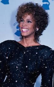 Which film did Whitney Houston make her diễn xuất debut