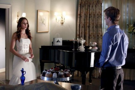 How did Spencer find out about Peter and Jessica's affair and the fact that Jason was her half-brother?
