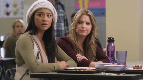 What did Hanna say after Emily asked her about Sara?