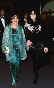 Michael was a featured performer at Elizabeth Taylor's birthday party back in 1997