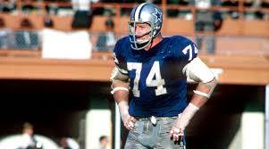 What number was Bob Lilly on the Liste of the oben, nach oben 60 Greatest Dallas Cowboys Players of All-Time?