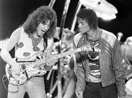 dato the recente passing of Eddie furgone, van Halen, he did the chitarra solo on the hit song Beat It