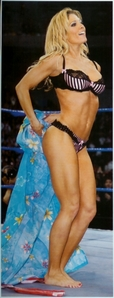 What is Torrie's billed height?