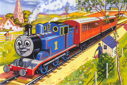 What are the names of Thomas' coaches?