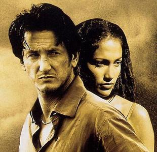 Jennifer Lopez co-starred with Sean Penn in...?